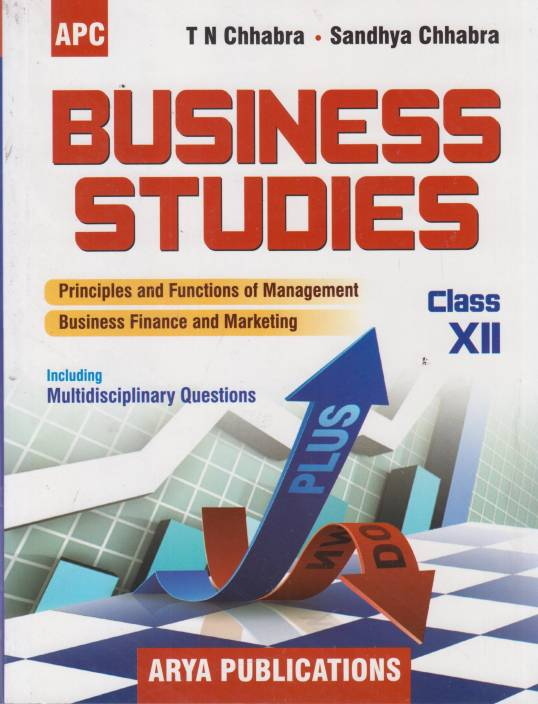 APC Business Studies Class-12 10 Edition