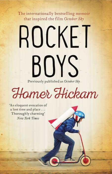 "october sky vs rocket boys Rocket boys: a memoir (aka ""october sky"") -$1920 (4 cassettes) rocket boys interdisciplinary unit by kris anderson rocket boys interdisciplinary unit."