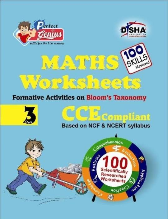 Perfect Genius - Maths Worksheets (Class 3) : Formative Activities