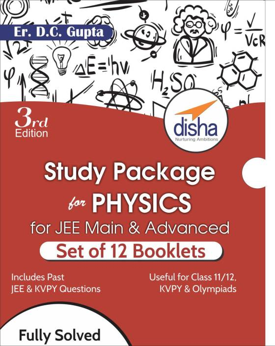 Study Package for Physics for JEE Main & Advanced 3rd Edition