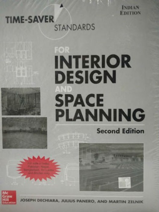 TimeSaver Standards for Interior Design and Space Planning 2nd