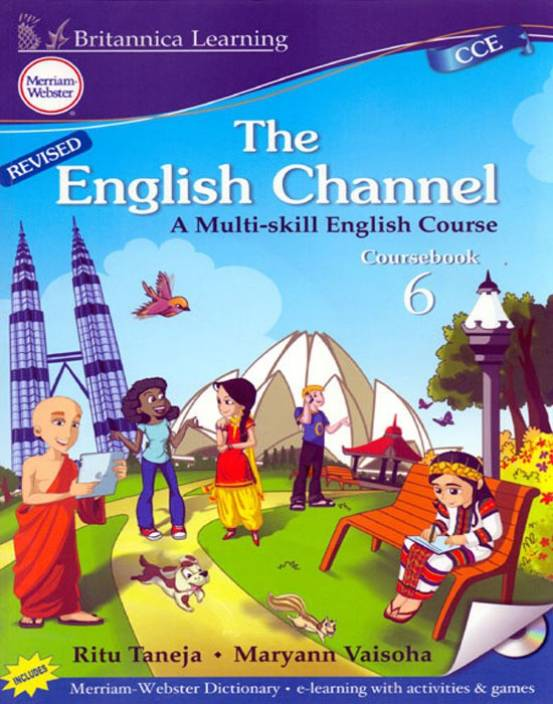 The English Channel Course Book Class - 6: Buy The English