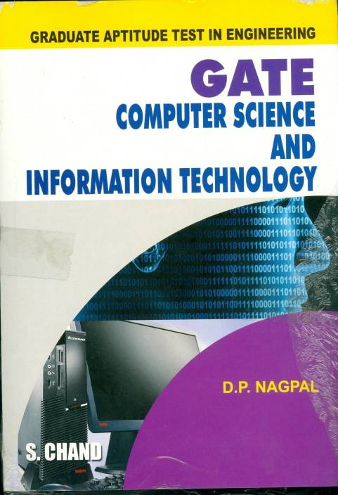 GATE Graduate Aptitude Test in Engineering: Computer Science and Information Technology 01 Edition
