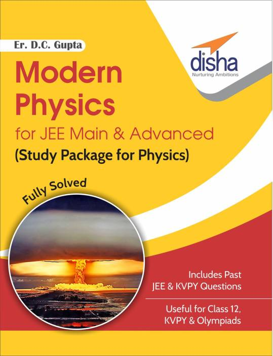Modern Physics for JEE Main & Advanced (Study Package for Physics)