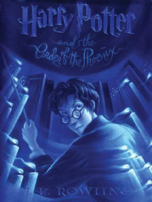 Harry Potter Book Prices ~ Harry potter and the order of phoenix thorndike young