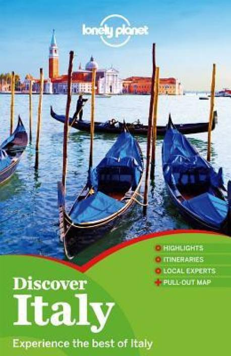 Lonely Planet Discover Italy Buy Lonely Planet Discover Italy By At