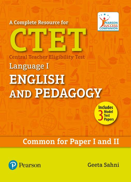 CTET - Language I - English and Pedagogy : Learn, Prepare