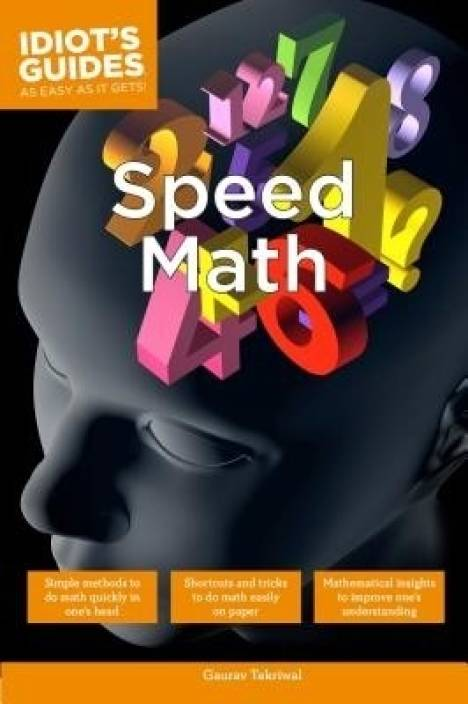 Idiot's Guides: Speed Math