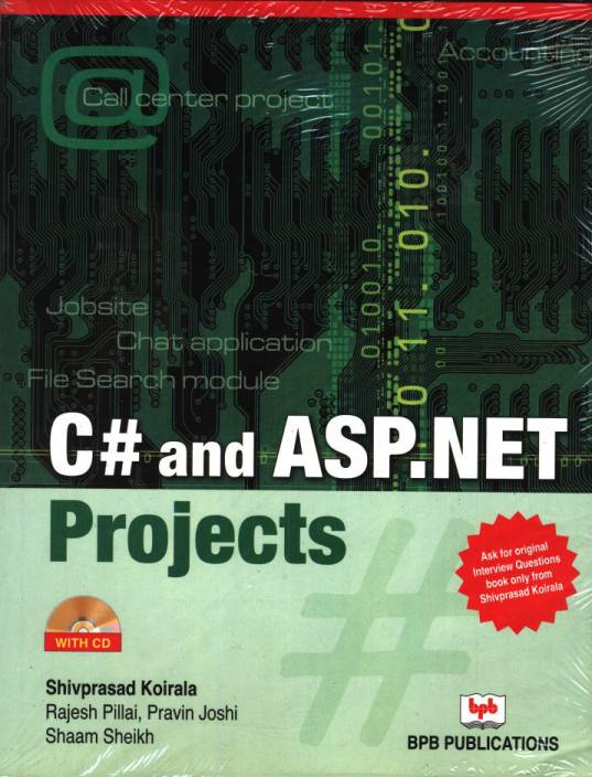 C# AND ASP.NET Projects 1 Edition