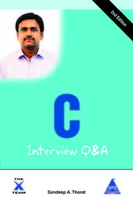 C INTERVIEW Q & A, 2ND ED