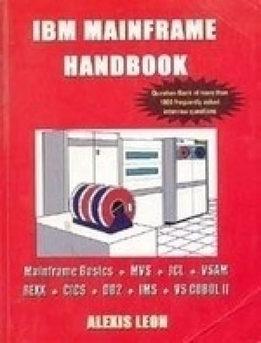 Mainframe handbook by alexis leon