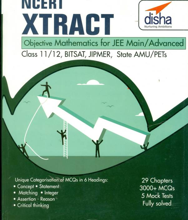 NCERT Xtract – Objective Physics, Chemistry, Mathematics for