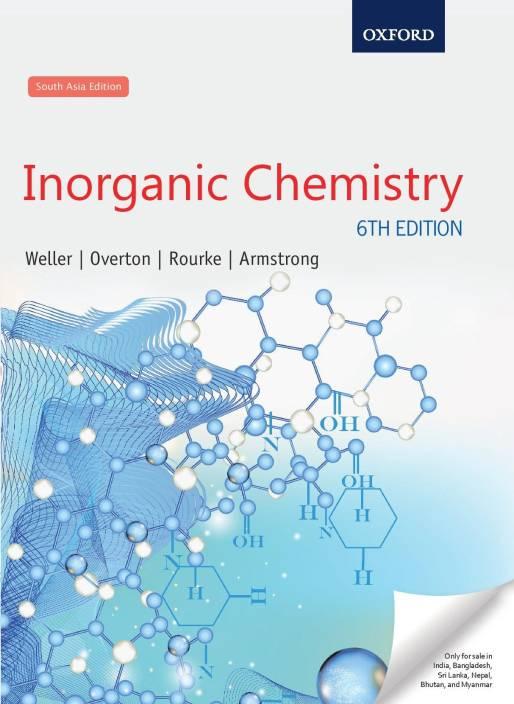 shriver atkins inorganic chemistry pdf