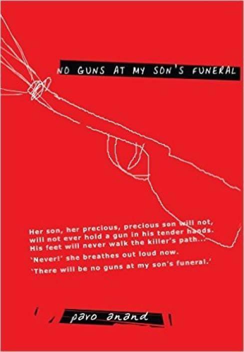 NO GUNS AT MY SONS FUNERAL