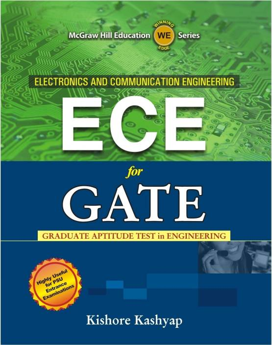 for ece gate books preparation free