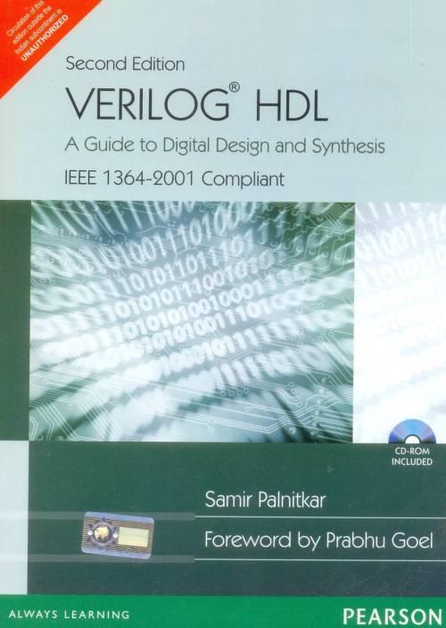 Verilog Hdl 2 Edition Buy Verilog Hdl 2 Edition By Samir Palnitkar