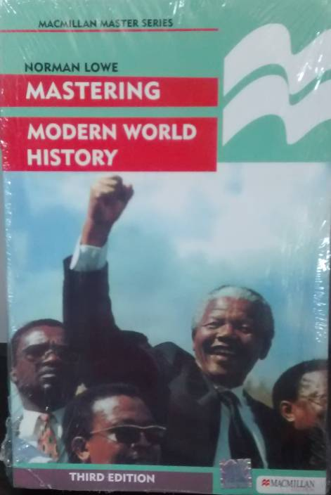 Mastering Modern World History 3rd Edition