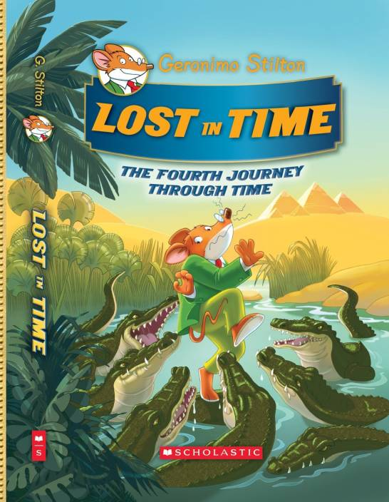 Lost in Time : The Fourth Journey Through Time