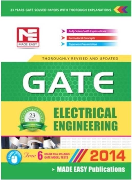GATE Electrical Engineering - 2014