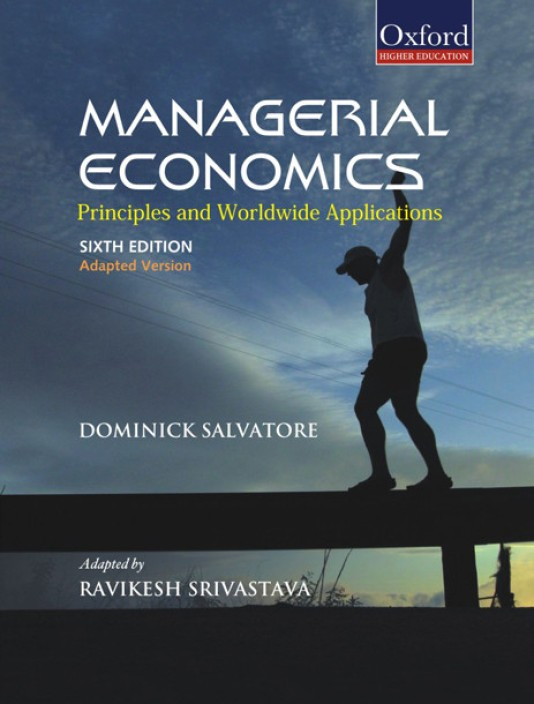 Managerial Economics By Dominick Salvatore 6th Edition Pdf