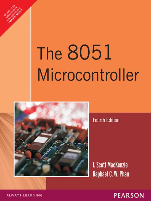 the 8051 microcontroller 4th edition buy the 8051 microcontrollerthe 8051 microcontroller 4th edition (english, paperback, i scott mackenzie)