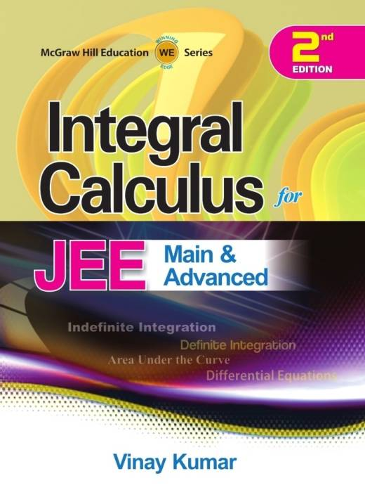 INTEGRAL CALCULUS JEE 2nd  Edition