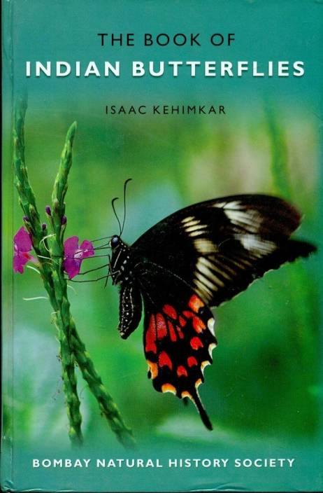The Book of Indian Butterflies 1 Edition