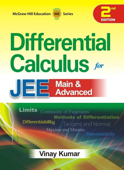 DIFFERENTIAL CALCULUS JEE 2nd  Edition