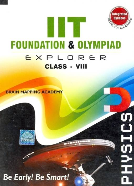 IIT Foundation & Olympiad Explorer - Physics (Class 8): Buy