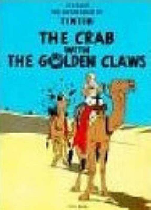 Tintin : The Crab With Golden Claws