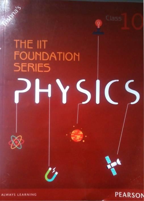 IIT Foundation Series Physics Class 10