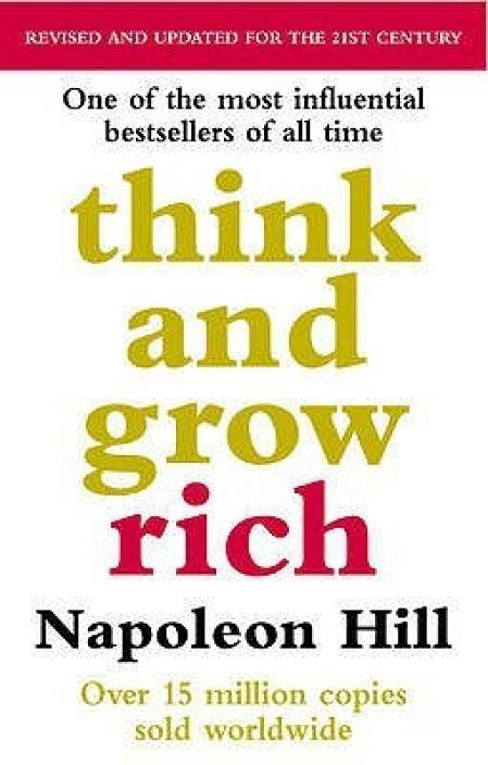 Think And Grow Rich : Magic Formula for Success, Wealth and Wisdom