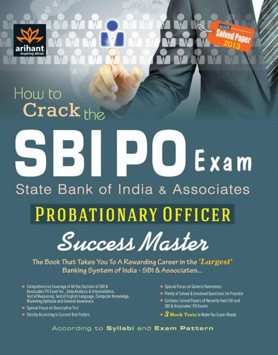 SBI PO Exam - Probationary Officer Success Master 7th Edition