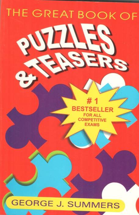 Great Book of Puzzles & Teasers