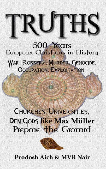 Truths: 500 Years of European Christians in History