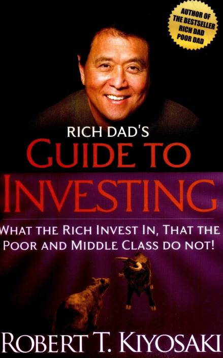 Rich Dad S Guide To Investing Buy Rich Dad S Guide To Investing By