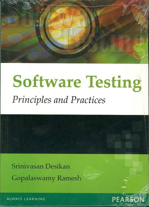 Software Testing : Principles and Practices 1st  Edition