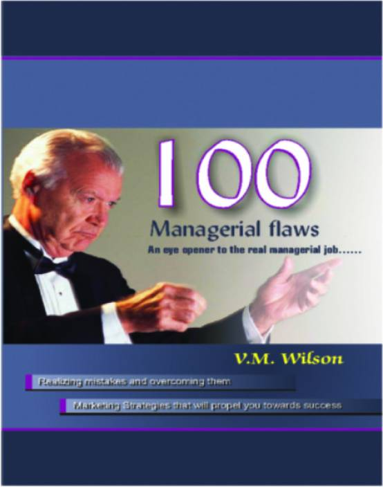 100 Managerial Flaw