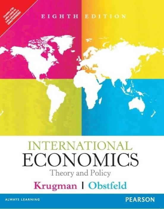 International Economics 8th Edition