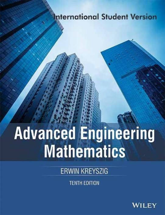 Advanced Engineering Mathematics 10 Edition