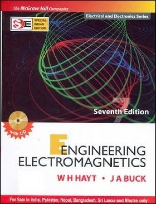 Engineering Electromagnetics (With CD) 7th Edition