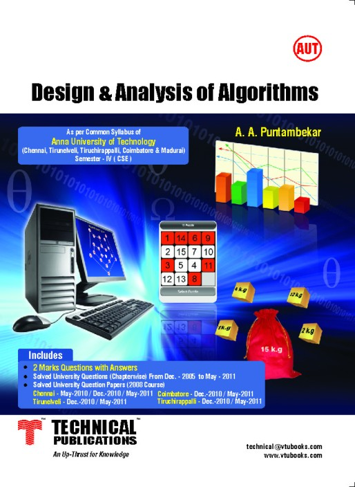 Analysis and design of algorithms by aapuntambekar pdf search abebooks fandeluxe Image collections