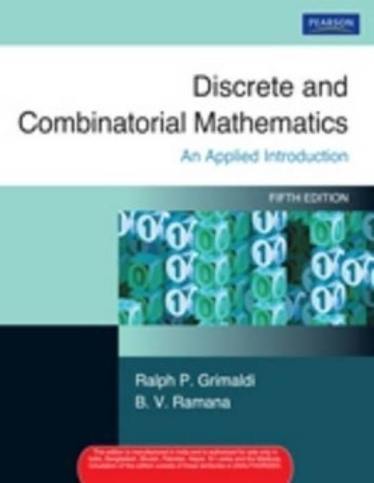 Discrete and Combinatorial Mathematics 5th  Edition