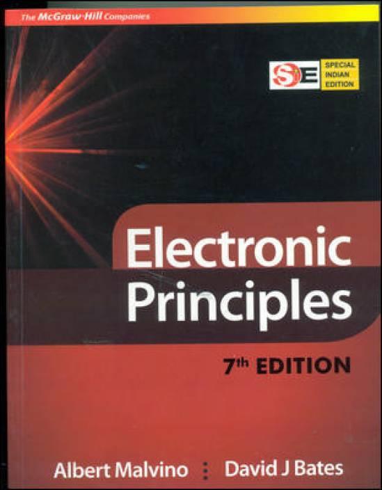 Electronic principles albert malvino 7th edition free download.