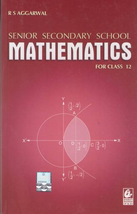 rs agarwal 12 maths solution