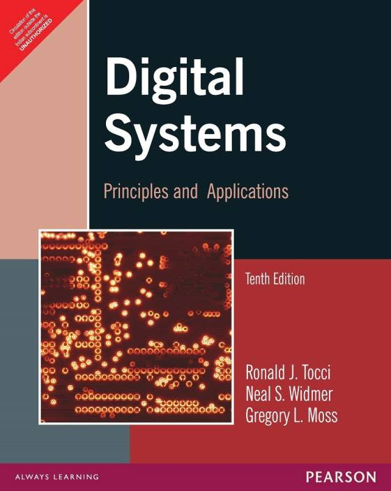 Digtal Systems : Principles and Applications 10th Edition