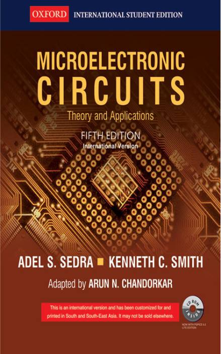Microelectronic Circuits : Theory and Applications (With CD) 5th  Edition