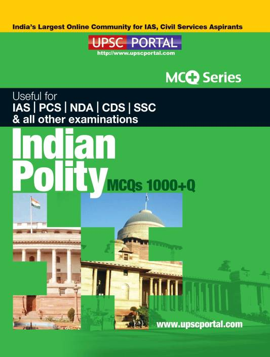 G03MCQ SERIES: Indian Polity (Useful for UPSC, PSC, SSC and all other examination)
