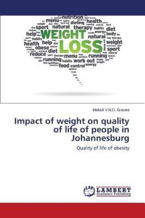 Impact of Weight on Quality of Life of People in Johannesburg