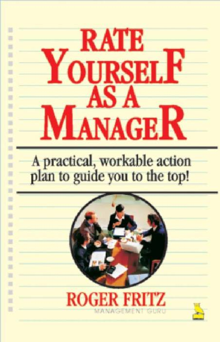 Rate Yourself As A Manager 1st Edition